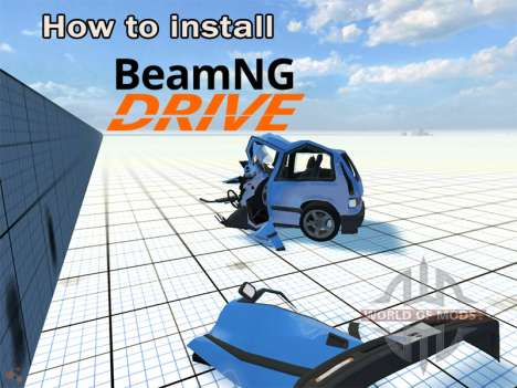 installation instructions BeamNG Drive
