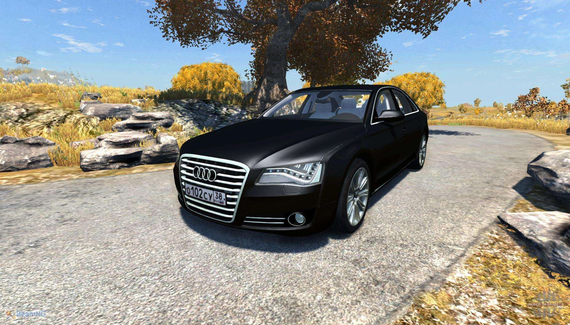 Cars for BeamNG Drive download for free