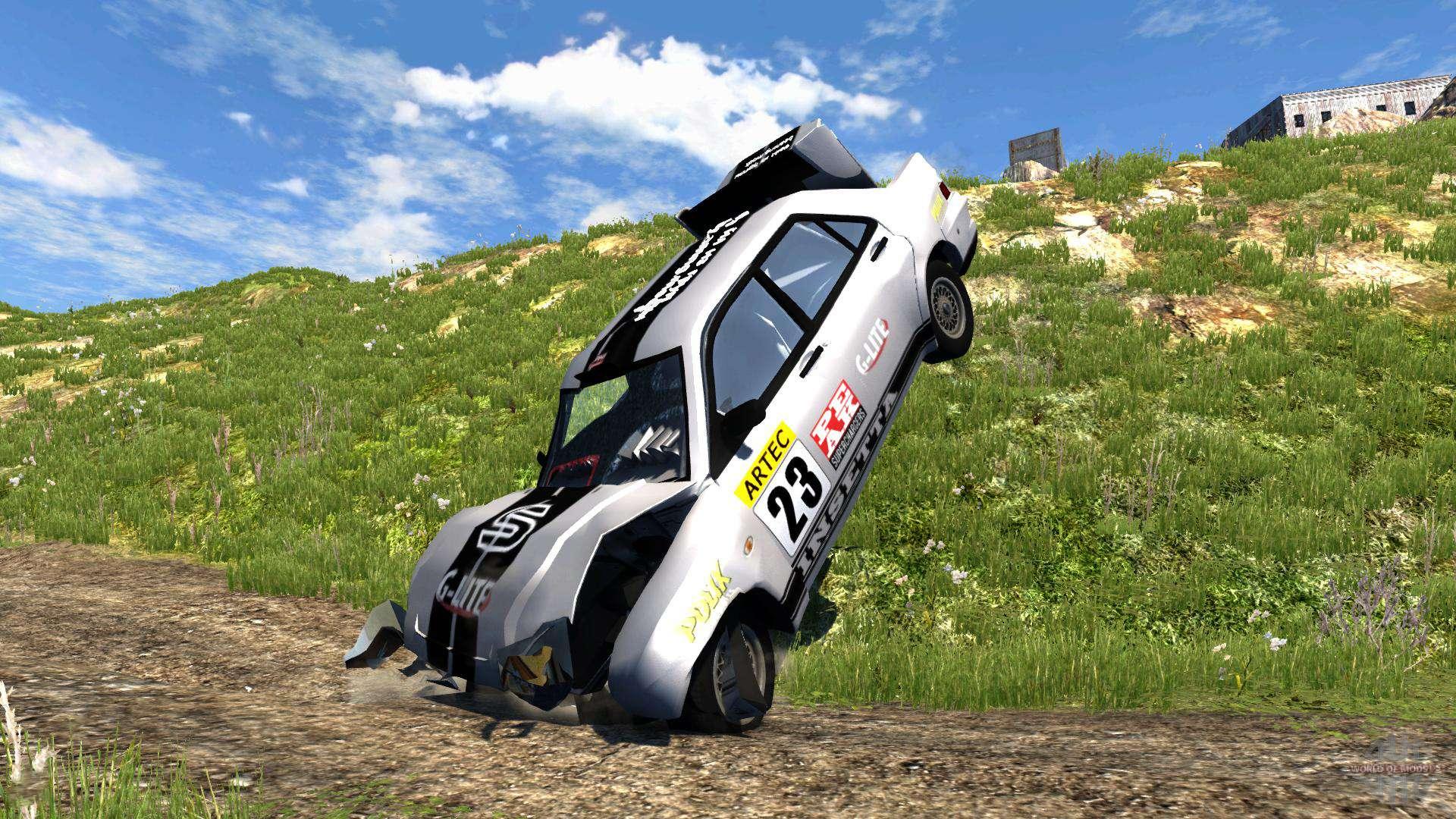 Drive: BeamNG Drive