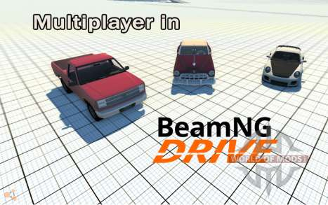 the Truth about multiplayer in BeamNG.drive