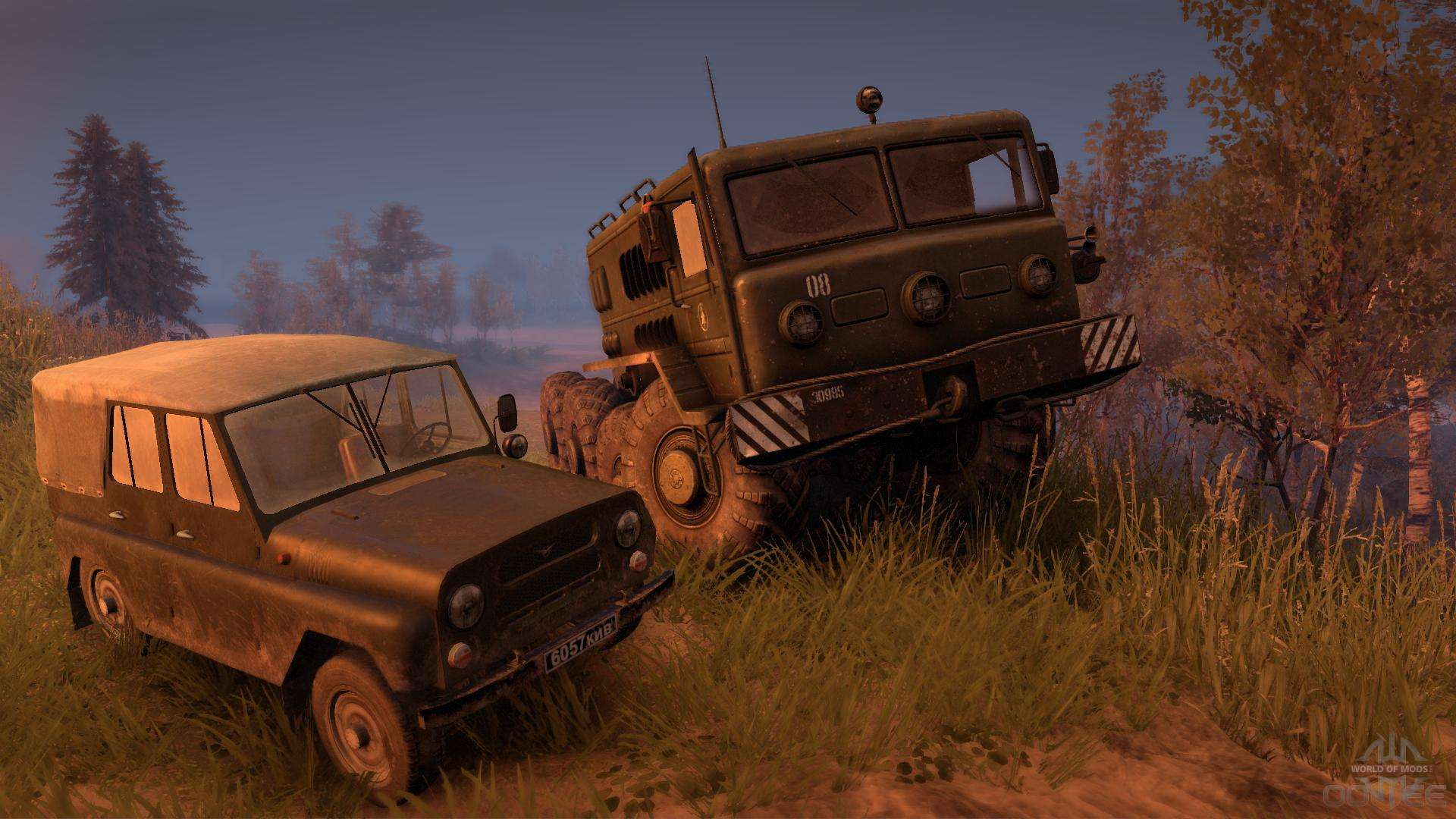 Spintires free download highly compressed full version