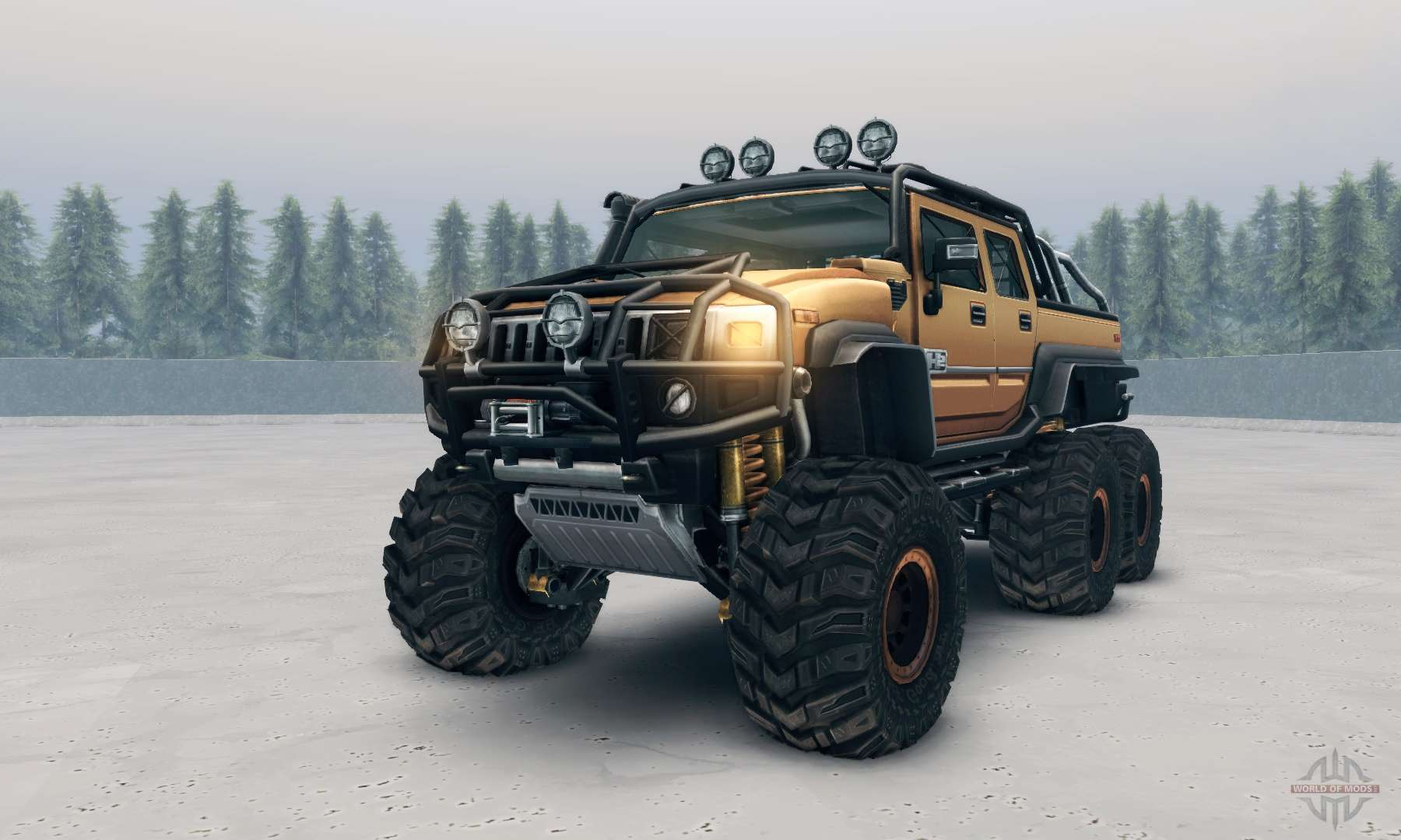 Cars for Spin Tires download for free