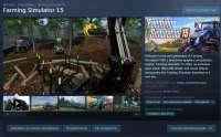 Farming Simulator 2015 in Steam