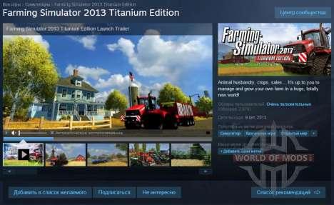 Buy Farming Simulator 2013 on Steam