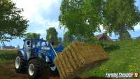 Front-end loader from Farming Simulator 2015