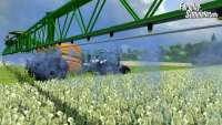 Great screenshot from the game Farming Simulator 2013