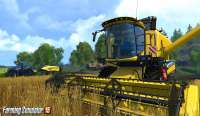 Harvester Farming Simulator 2015