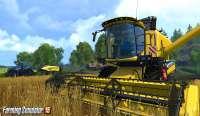 Harvester Farming Simulator 2015