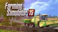 Screenshot from the trailer for Farming Simulator 2015