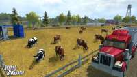 Cow Farming Simulator 2013 - screenshot from the game