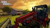 Beautiful order in the screenshot Farming Simulator 2013