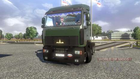 Trucks for Euro Truck Simulator 2