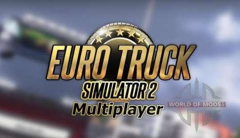 Euro Truck Simulator 2 Multiplayer
