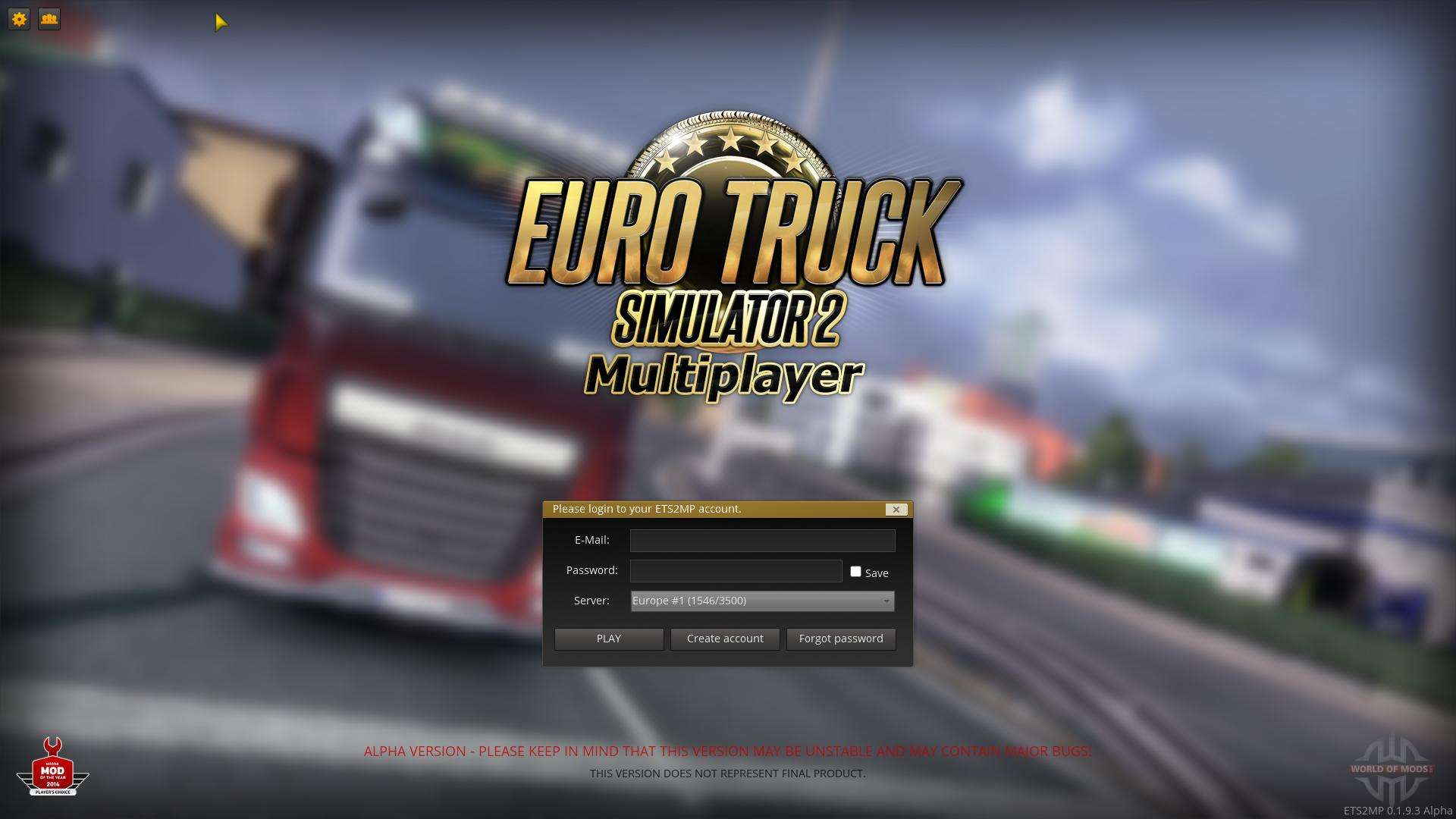 How To Play Euro Truck Simulator 2 Online Ets 2 Multiplayer
