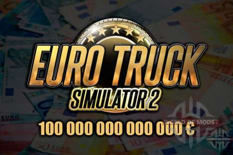 Download Euro Truck Simulator 2 money mod