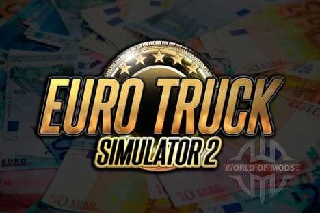 Euro Truck Simulator 2 - Money