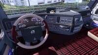 Euro Truck Simulator 2 interiors