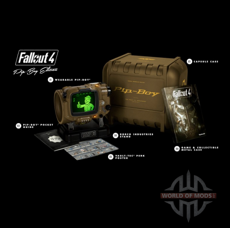 Fallout Pipboy 4 Edition