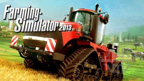 Update for Farming Simulator 2013