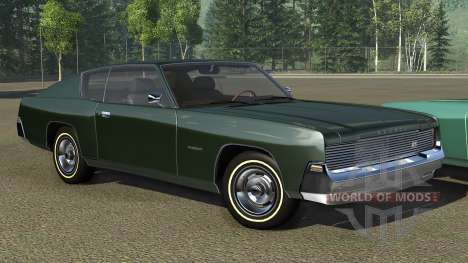 Gavril Barstow for BeamNG Drive