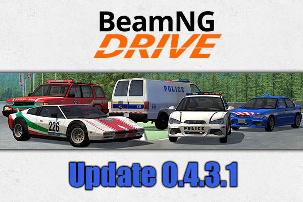 Update for BeamNG Drive