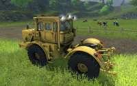 Tractor in Farming Simulator 2013