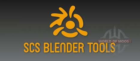 SCS Blender Tools 1.0