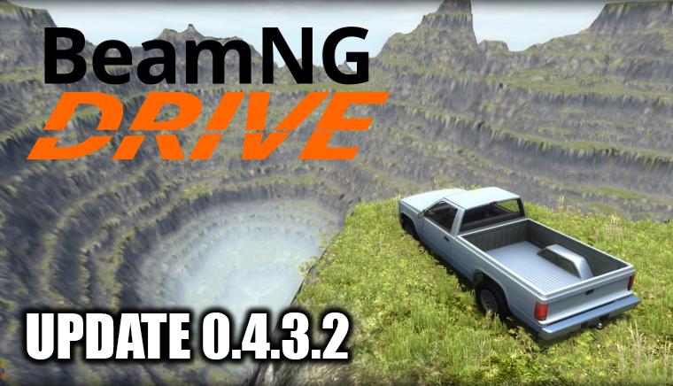Beamng drive скачать 0.4.3.2