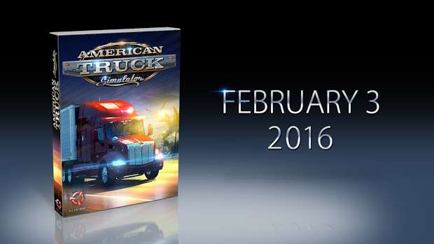 The release date of American Truck Simulator