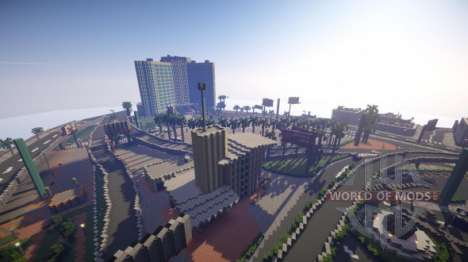 GTA 5 in Minecraft