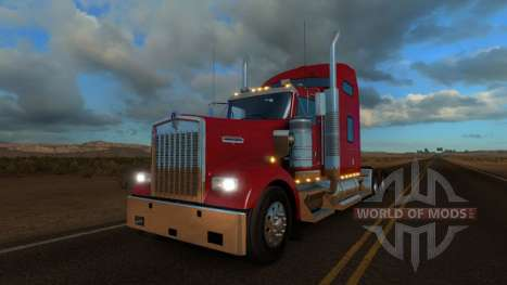 Kenworth W900 soon will be add to the game
