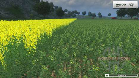 HD textures for FS 13