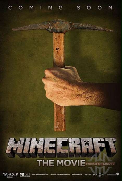 Official Minecraft poster