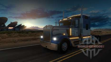 Kenworth W900 - a real American classic