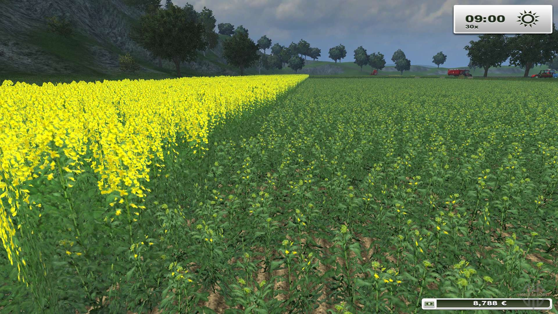 New HD textures for Farming Simulator 2013