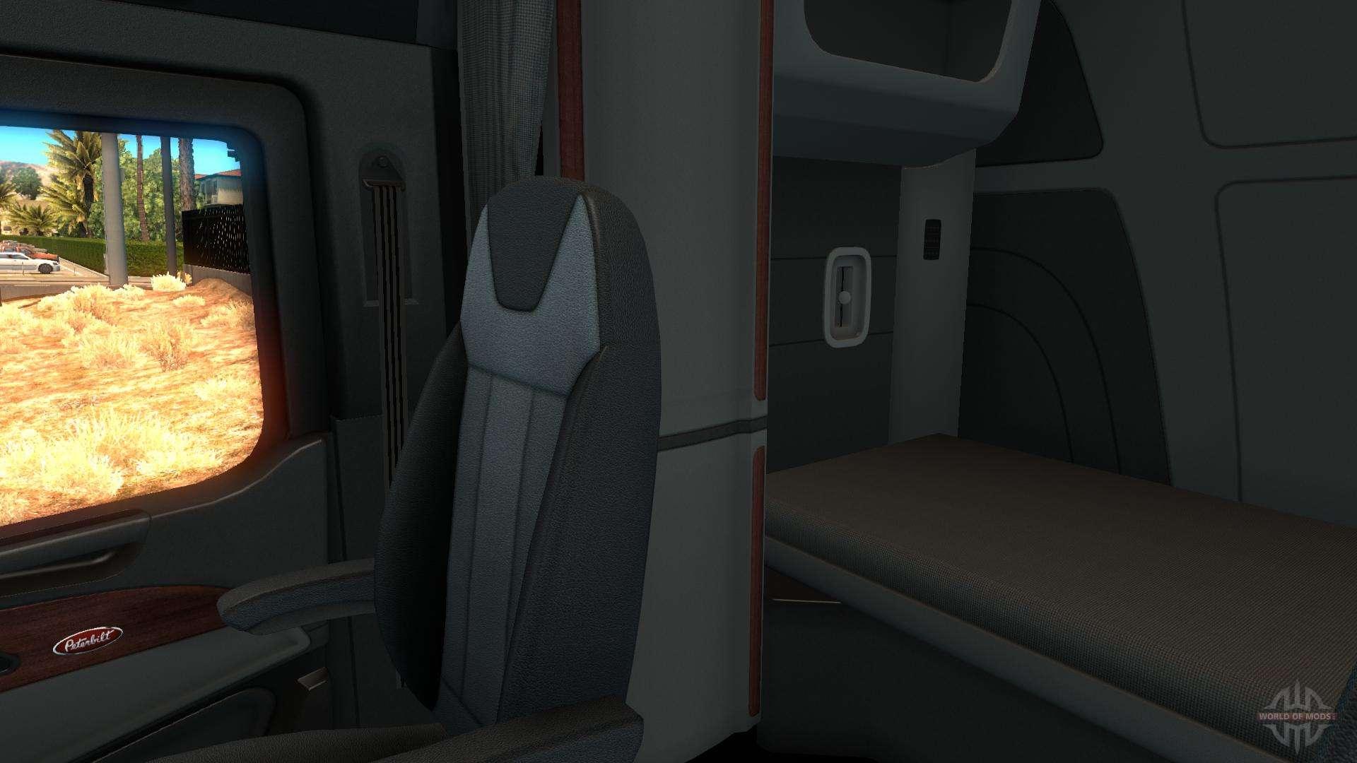 American Truck Simulator interiors - download interiors for ATS
