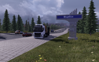 Russian maps for American Truck Simulator