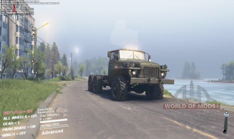 Teaser of the new SpinTires update