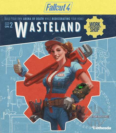Wasteland Workshop DLC