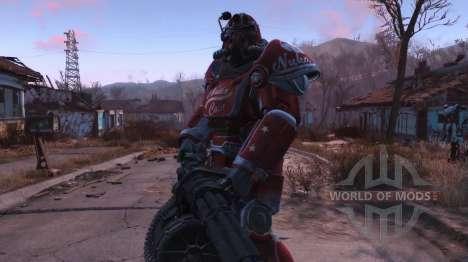 Modder's armor