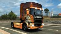 Turkish Paint Jobs Pack ETS 2