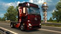 Turkish truck model ETS 2