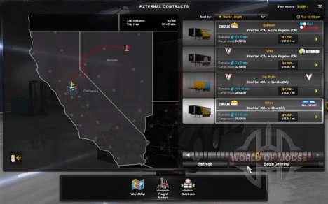 American Truck Simulator Contracts