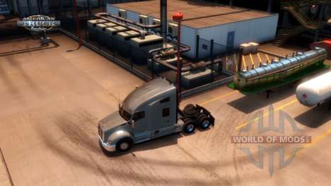 Advanced Trailer Coupling American Truck Simulator