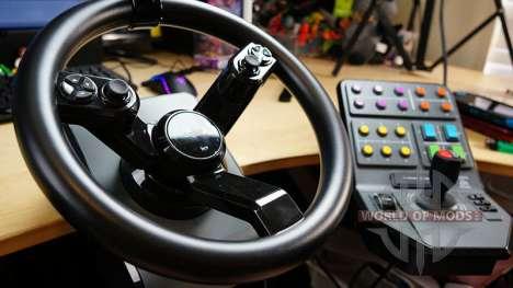 Heavy Equipment Precision Control System