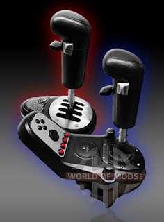 SKRS 18 Speed Shift Knob USB for American Truck Simulator