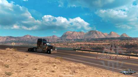 Open beta of the 1.3 update for American Truck Simulator
