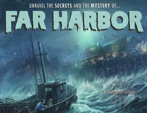 Far Harbor DLC for Fallout 4