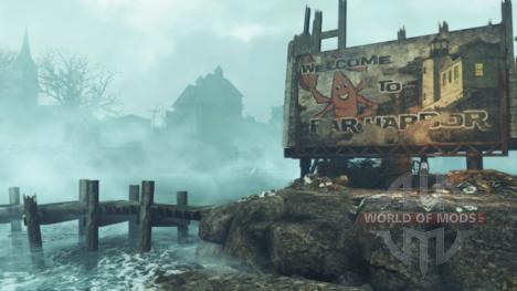Far Harbor DLC for Fallout 4 is already available!
