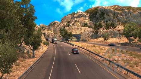 New Route 101 in American Truck Simulator